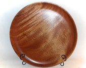 Large Mahogany Platter