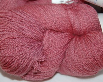 Studio June Yarn Merino Silk Lace - Redwood