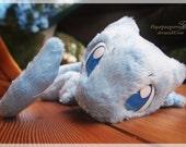 Blue Mew Plushie