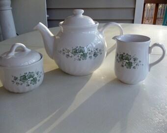 5-Piece Ivy Tea Set