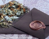 FIND MY FAMILIAR Spirit of Magic™ Herb Loaded Envelope Spell by Witchcrafts Artisan Alchemy®