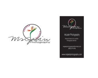 Custom Business Card and Logo Design -  Custom Branding Designs