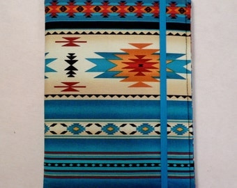 Kindle Cover Hardcover, Kindle Case, eReader, Kobo, Nook, Nexus 7, Kindle Fire HDX, Kindle Paperwhite, Nook GlowLight , Tucson in Blue