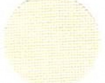 "Wichelt Imports - Ivory Linen 28 count 18"" x 27"" Needlework Fabric"