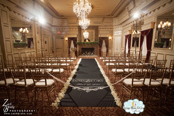 aisle runners wedding aisle runner custom aisle runner black aisle