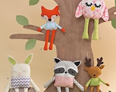 A Bevy of Itty-Bitty Beasts - Simplicity 1549 - New Sewing Pattern