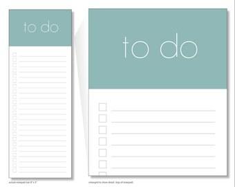 to do // notepad // list // to do // lines // checkbox // skel // skel design // skel & co