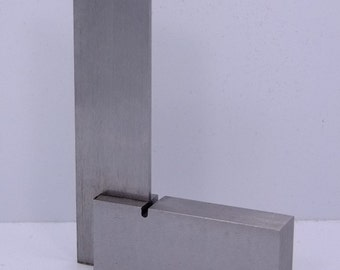 Precise Steel Crafters/Machinists Square 2 x 3 Inch