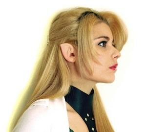 Handmade Small Elf Ears-- latex ear tips, great for cosplay, costumes, Halloween, Christmas