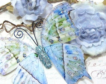 Butterfly Embellishments Inspiration