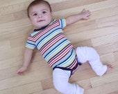 Newborn Baby White Leg Warmers