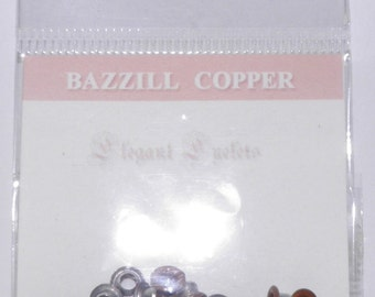 Bazzill Copper Eyelets