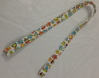 Tiny Owls Toy Leash