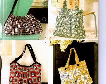 Sewing Pattern, Simplicity Purses, Hand Bags, New, Uncut Pattern 2685