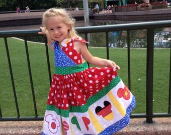 Epcot dress Walt Disney World themed