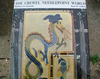 The Crewel Needlepoint World