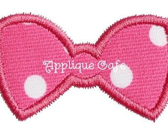 209 Add a Bow Embroidery Applique Design