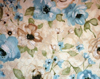 Melrose Prequilted Fabric from Fabri-Quilt