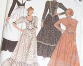Misses Costume Dress Pattern