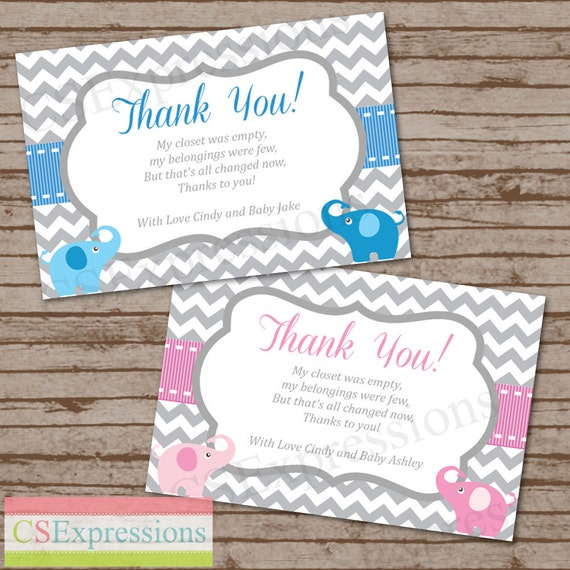 Thank You Quotes For Baby Gift