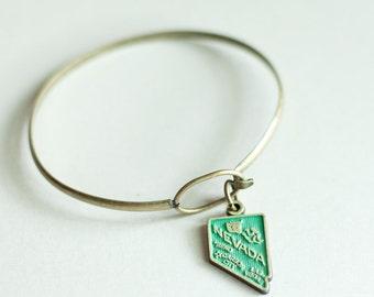 Nevada Love Charm Bracelet