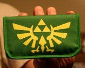 Zelda Hylian Triforce Crest Nintendo New 3DS/3DS XL/LL Case