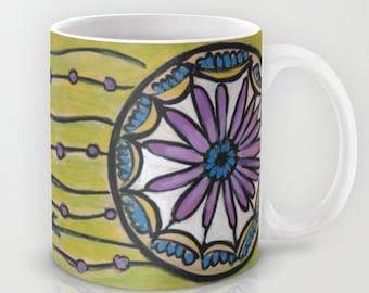 Dreamcatcher I // Coffee Mug