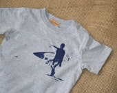infant and toddler boy surf / surfer shirt Infant size 12 months toddler 24 months