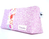 NEW Personalized Cosmetic Makeup Bag - Kaleidoscope - Made to Order