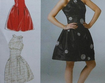Dress Sewing Pattern UNCUT McCalls M6463 Sizes 12-20