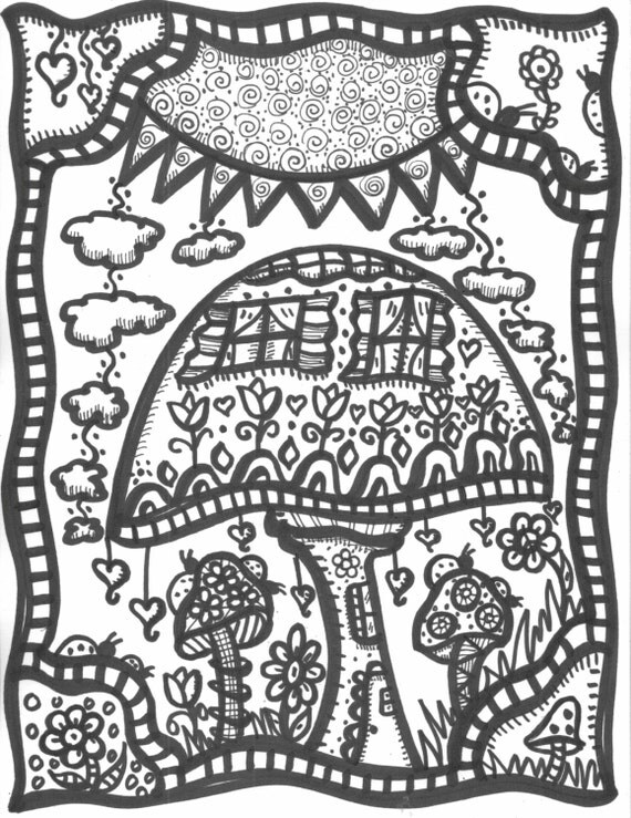 hippie art coloring book peace love and a coloring book on indian summer coloring pages