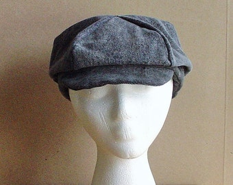 Newsboy Hat Adult PDF