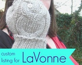 Custom Order for LaVonne - 3 pairs Give A Hoot Mittens