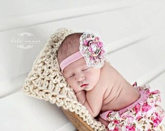 Chunky Baby  Blanket Newborn Photography Prop  Blankets Photo Prop  Basket Filler Basket Stuffer