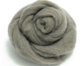 10g Super Fast felting Short Fiber Wool Perfect in Needle Felt and Wet Felt Latte V610