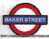 Baker Street Tube Station Patch