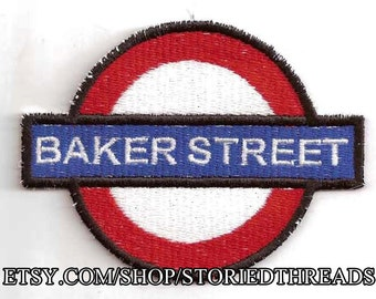 Baker Street Tube Station Patch