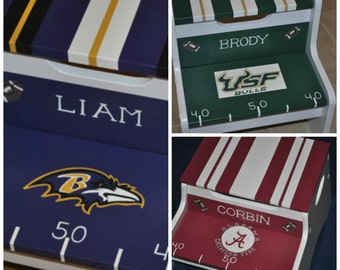 Football Sports - Baltimore Ravens - 2 Step Stool
