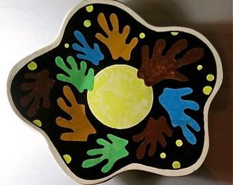 Matisse-Inspired Bowl