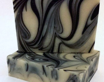 Bulletproof - Cocoa Butter Olive Oil handmade soap
