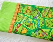 Teenage Mutant Ninja Turtles Full size  Pillow Case