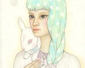 Custom Portrait by Lilly Piri