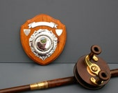 Vintage Sea Angling Shield from England - 1979 - 1st Place