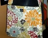 Design your Own Pick Your Fabric Messenger Shoulder Bag Sling Crossbody Tote Bag Purse Adjustable Strap
