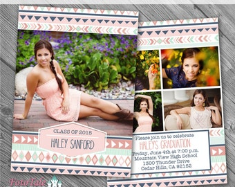 Instant Download- Aztec Summer Grad Ann 1- custom photo templates for photographers on Whcc, Millers and ProDigitalPhot