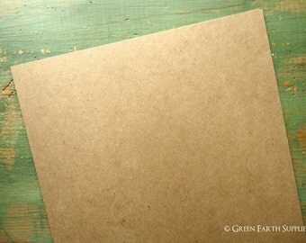 """50 8x10"""" 50pt chipboard sheets: (203 x 254 mm) chipboard for photos/prints, recycled, (.050"""", 1mm thickness), rigid chipboard, heavy weight"""