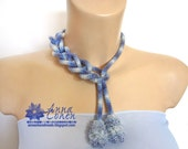 Jeans style lariat FREE SHIPPING