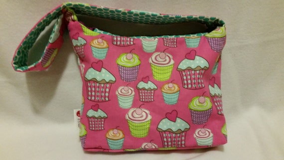Lunch Box with ties or handle