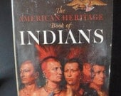 Vintage  The American Heritage Book of Indians