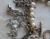 Vintage Western Charm Bracelet Charmed Vintage TRUE WEST